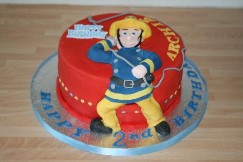 fireman sam party theme pdf